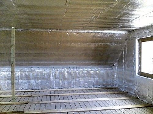 "Reflective Foam Insulation Heat Shield Thermal Insulation Shield 48/""x4ft Barrier"