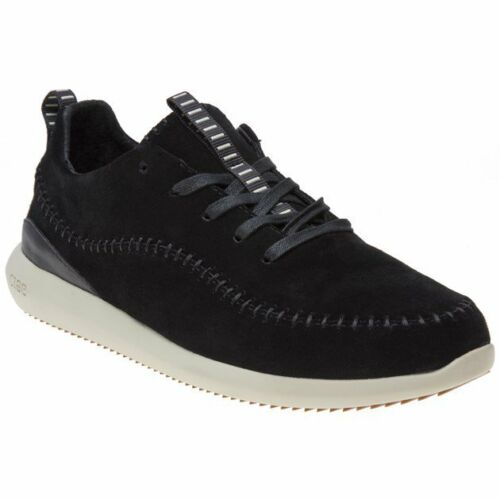 Black New Suede Court Up Rialto Clae Trainers Mens Lace 4UPvqwO