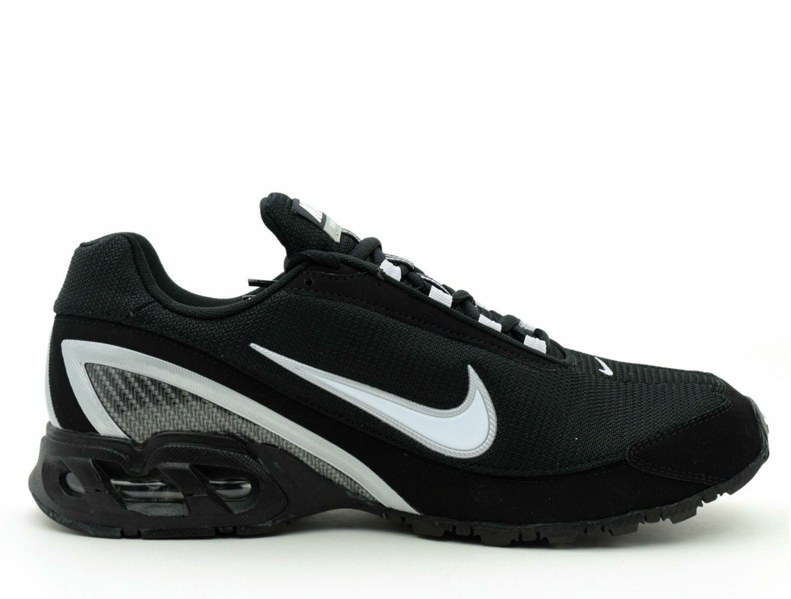 Mens Nike Air Max Torch 3 319116-011 Black White NEW Size 10.5