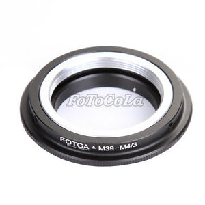 Adapter-f-Leica-M39-39mm-Lens-to-Micro-M43-4-3-G2-F-P1L