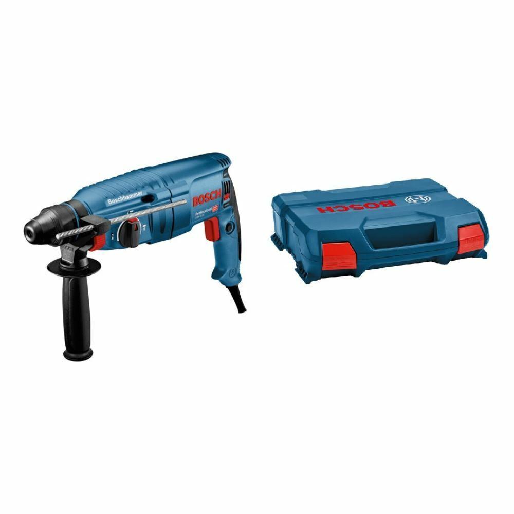 Bosch GBH 2-25 SDS + Bohrhammer Blau Edition Professional in L-Case Koffer