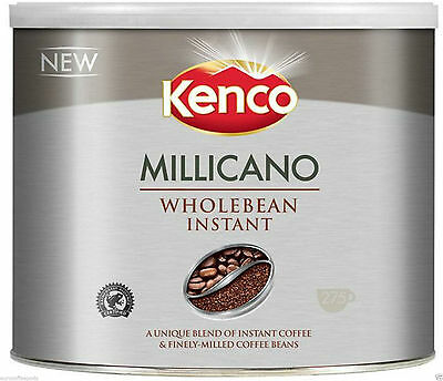Kenco Millicano Wholebean Instant Coffee 500g (Long Expiry Date 2017)
