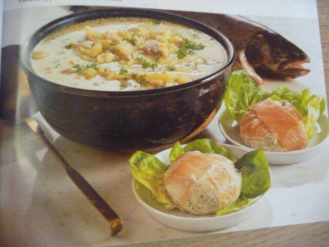 Bogen om kyllinger, Salater og fisk, Lotte Haveman