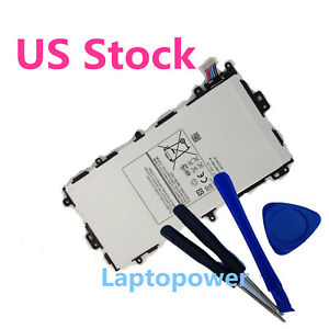 """Battery For Samsung Galaxy Note 8"""" Tablet GT-N5100 N5100 Tab SP3770E1H 4600mAh"""