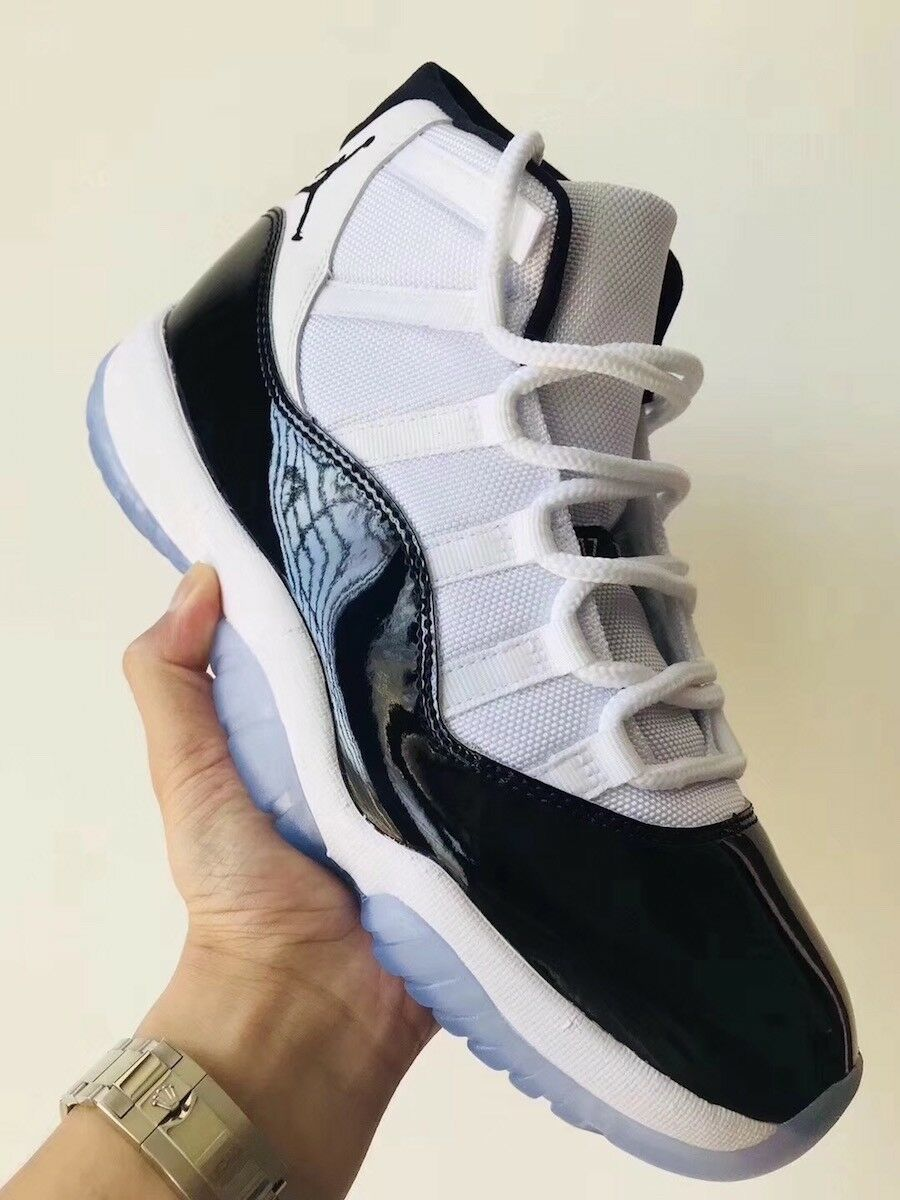 "6cb742ef4c5e0 Air Retro 11 ""Concord"" 2018 release Jordan DS nuecvc2259-Athletic ..."