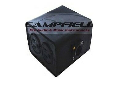 Outlet 4 CBI Neutrik PowerCon Quad True1 Box Drop Power Distribution