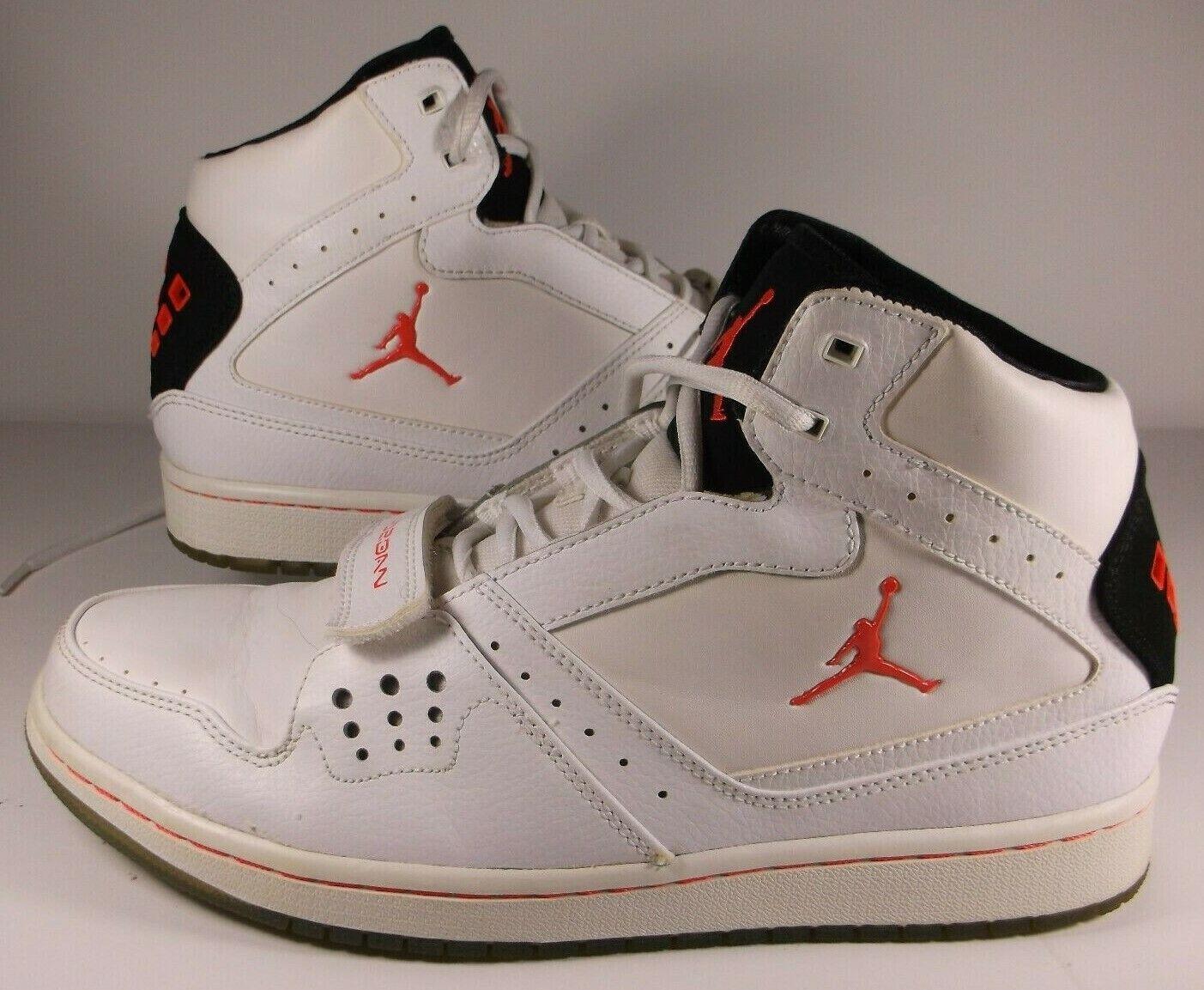 Nike Air Jordan 1 Flight Strap 23 Hi Tops Retro 628584-123 Sz 9.5