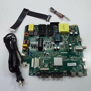 HAIER 55UG2500 TV PART POWER / MAIN BOARD TP