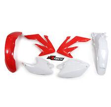 New Plastic Kit CRF 250 X 04 05 06 07 09 08 10 11 12 13 14 15 16 17 OEM Colour