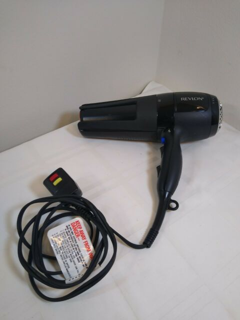 Revlon Salon 360 Surround Styler 1875W Dual Fast Dry Hair Dryer, Model: rvdr5206