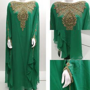 Dress khaliji maxi one Farasha Taille Dresses Dubaï Farasha party qOwCpRE