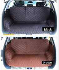 LEATHER REAR CARGO TRUNK MAT COVER FOR 2016 2017 Kia Sportage