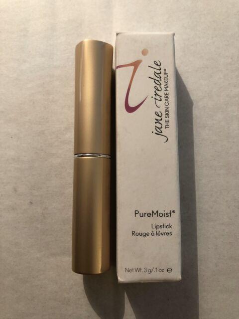 Nuevo lápiz labial JANE IREDALE pura húmedo Renee para pétalos suaves Labios, 3g/.1oz