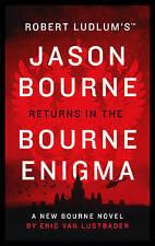 Robert Ludlum's (TM) The Bourne Enigma (Jason Bourne), Lustbader, Eric Van, New
