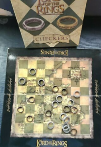 Stratego Lord of the Rings Game Parts You Choose
