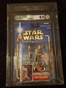 Star Wars Luke Skywalker Duel Bespin Duel Variation de souche sanglante Saga Figure Afa 8.5