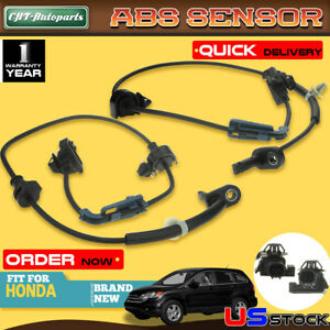 Front Right ABS Wheel Speed Sensor 57450S9A013 NEW For Honda CR-V 2002-2006