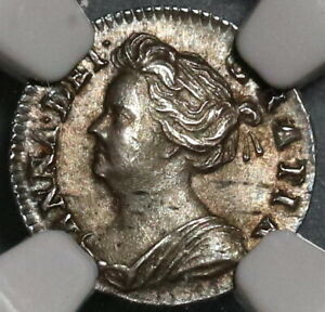 1709-NGC-MS-62-Anne-Penny-Great-Britain-Silver-Coin-POP-1-0-20012102C