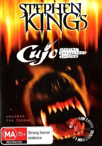 1 of 1 - Stephen King's CUJO : NEW DVD