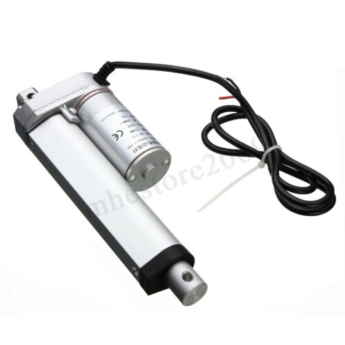 12V 500N Linear Actuator Motor 100mm Electric Door Opener For Lift Mount  NEW