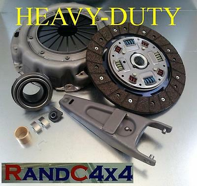 5551 Land Rover Heavy Duty Defensor 200 Tdi tres parte Embrague Kit Inc Horquilla Kit