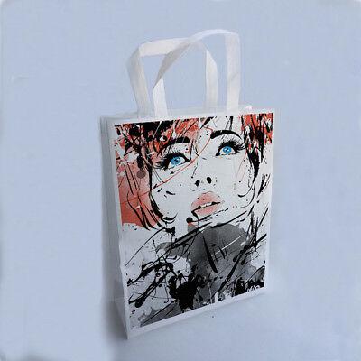Beutel Mädchen Frauen Einkaufs Bag Kleidung-Schuh-Tasche Tragetasche Geschenk