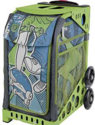 Frame not Inluded Select Your Style Zuca Skating Bags Bag New Zuca Insert