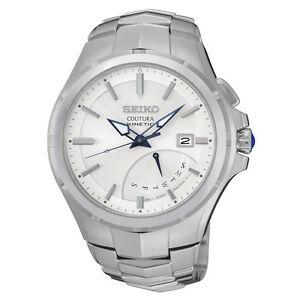 SEIKO SRN063 SRN063P9 Coutura Mens Kinetic Watch WR100m NEW RRP $795.00