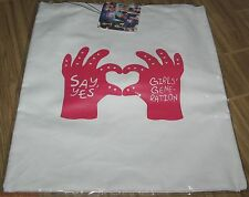 GIRLS' GENERATION SNSD SMTOWN COEX Artium OFFICIAL GOODS HAND SIGN ECOBAG NEW