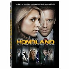Homeland: The Complete Second Season DVD