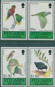 Pitcairn-Islands-1990-SG385-388-Birds-set-MNH