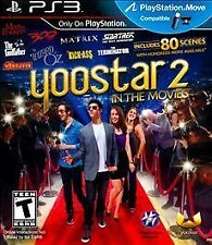 Yoostar 2: In the Movies +medeval moves + sports champions Sony PlayStation 3