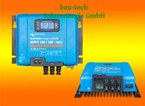 Victron Smartsolar Mppt 150//100 12v 24v 48v Solar Charge Controller Lcd-Display