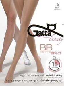 NEUF-SUPER-COLLANT-BB-CREME-GATTA-15-DEN-imperfections-de-masquage-JAMBES-IDEAL