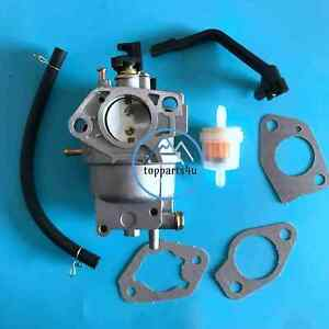 Carburetor For Titan Gasoline TG6500 ES TG7500M TG8000 TG8500 TG9000ES
