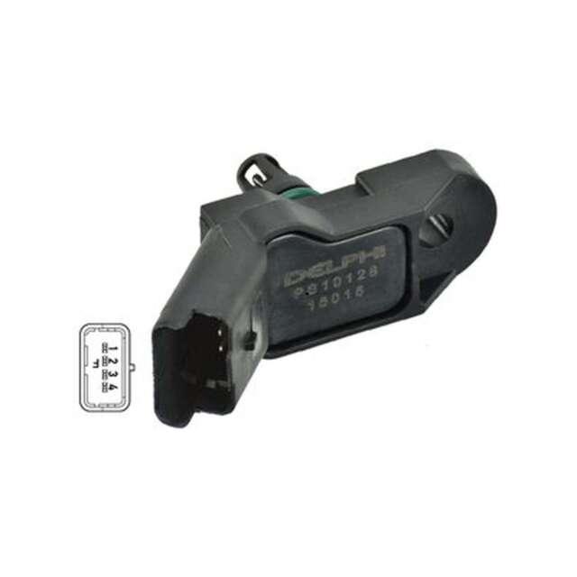 NEW BOSCH Intake Manifold Pressure Sensor Fits PEUGEOT CITROEN FIAT Sw 467680