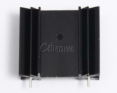 5PCS 30*34*12MM Triode IC heat sink For TO-220 Aluminum