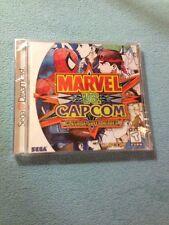 Marvel vs. Capcom: Clash of Super Heroes (Sega Dreamcast, 1999)