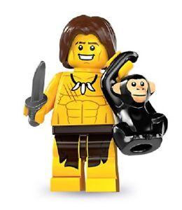 LEGO minifigure serie 7 - RAGAZZO DELLA GIUNGLA -  8831