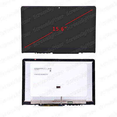 L2 15.6/'/' LCD TouchScreen Assembly LP156WF6 For HP Pavilion x360 15-br077nr SP