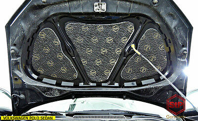 Herzhaft Dsm Motorhaubendämmung F.bmw Audi Vw Stp Akzent Premium Dämmung Unter Motorhaube Supplement Die Vitalenergie Und NäHren Yin Auto-ersatz- & -reparaturteile
