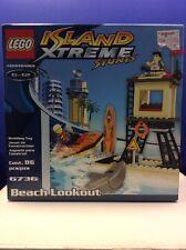 Lego Island Xtreme Stunts Beach Lookout (6736)