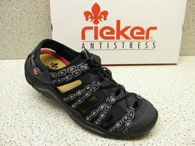 rieker ® reduziert Top Preis Sandale blau L0577 15 (R445) | eBay