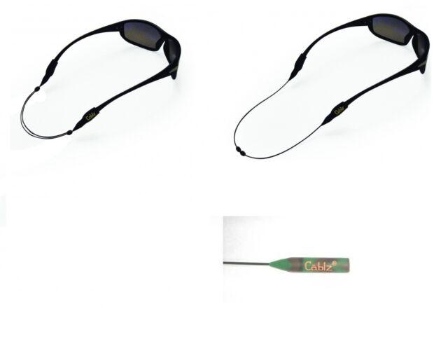 db24e9e94f8 Zipzcamo Cablz Zipz Adjustable Sunglasses Holder Camo 14in for sale ...