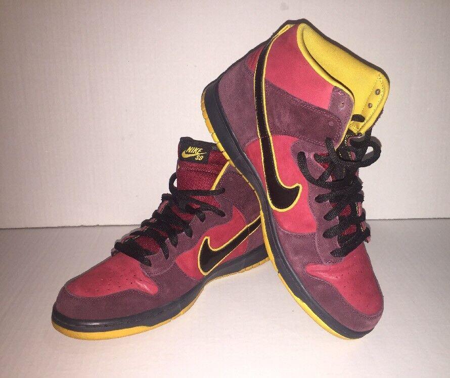 Preowned- Exclusive Nike SB  IRON MAN  Mens size 13