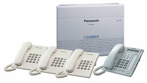 panasonic kx tes 824 telephone system ebay rh ebay co uk panasonic kx tes824 programming manual pdf en francais panasonic kx tes824 programming manual pdf en francais