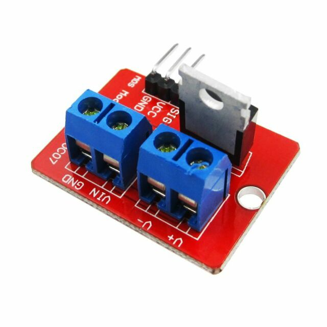 Smart Electronic 0-24V MOSFET MOS Tube IRF520  Driver Module for Pi ARM