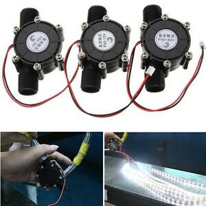 10W-Water-Turbine-Generator-Micro-Hydroelectric-DIY-LED-Power-DC-5V-12V-80V-HOT