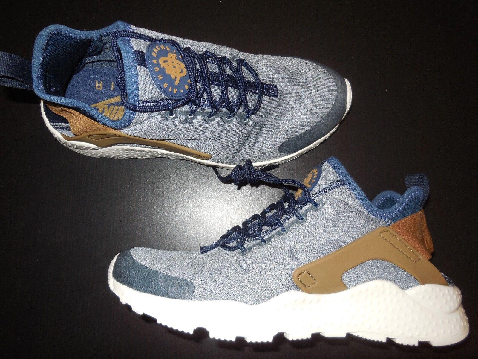 online store 7eca9 c68ea mujer Nike Air huarache Run Ultra se zapatos - Navy Nueva - stylesz 7 -  Nueva Navy c714a0