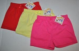 3-6 Newborn 12 Months Girls Garanimals Pink Elastic Bow Waist Pants 6-9 0-3